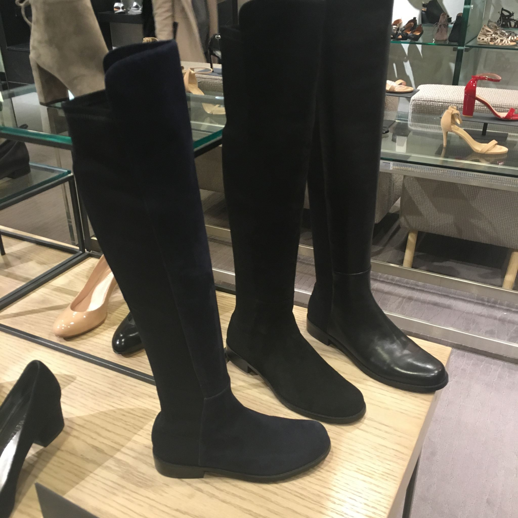 0b03edaef0d Nordstrom Anniversary Sale Stuart Weitzman Over the Knee Boots on Sale