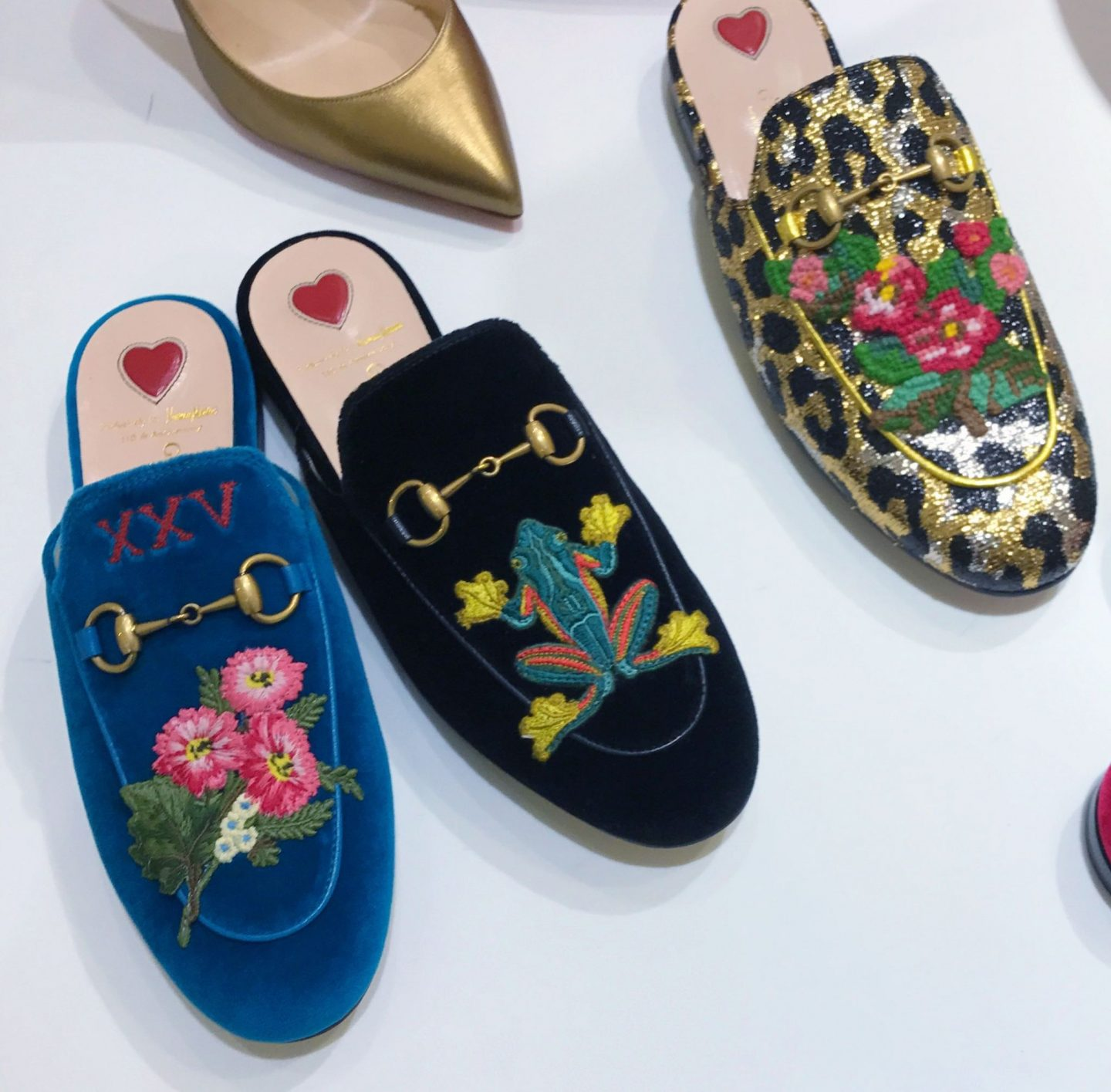Gucci Sale New Collection Slippers