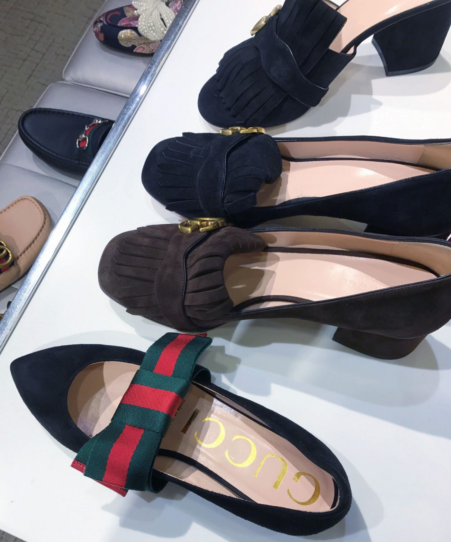 Gucci Sale New Collection Loafers