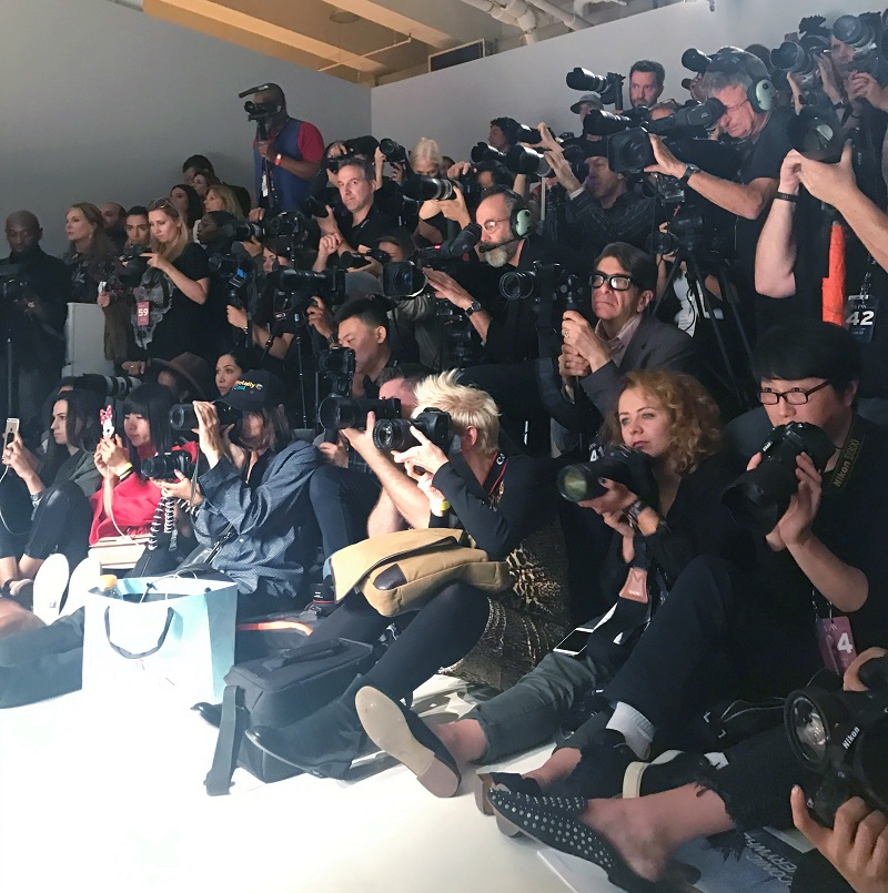 10 Things I learned during New York Fashion Week Photographers