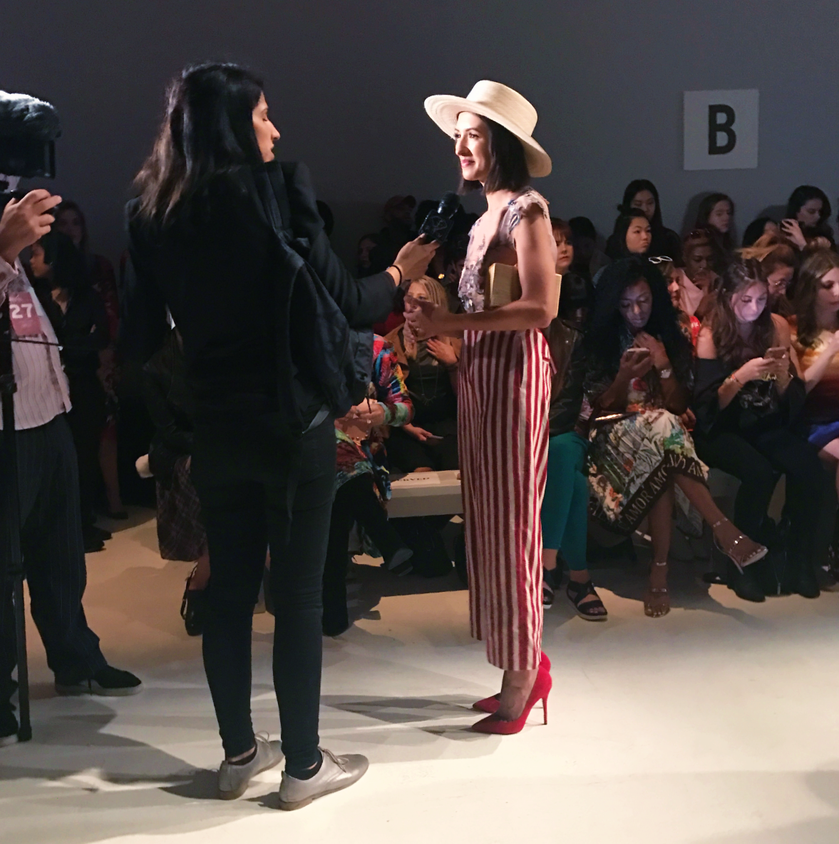 10 Things I learned during New York Fashion Week Dan Liu India de Beaufort