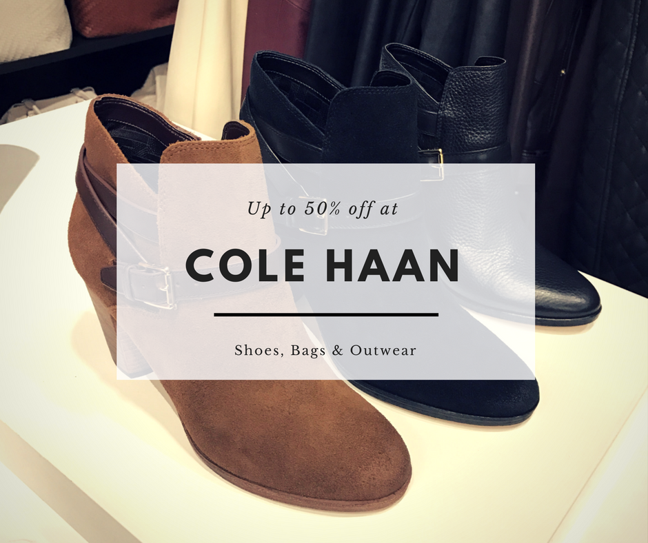 Cole Haan Black Friday Sales