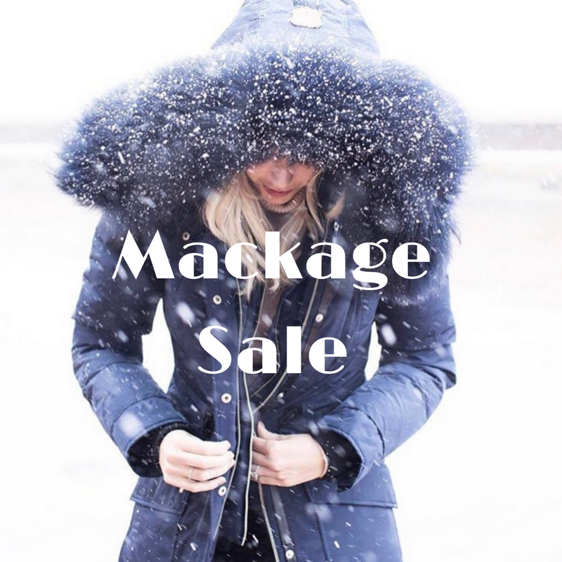 Mackage Black Friday Sales