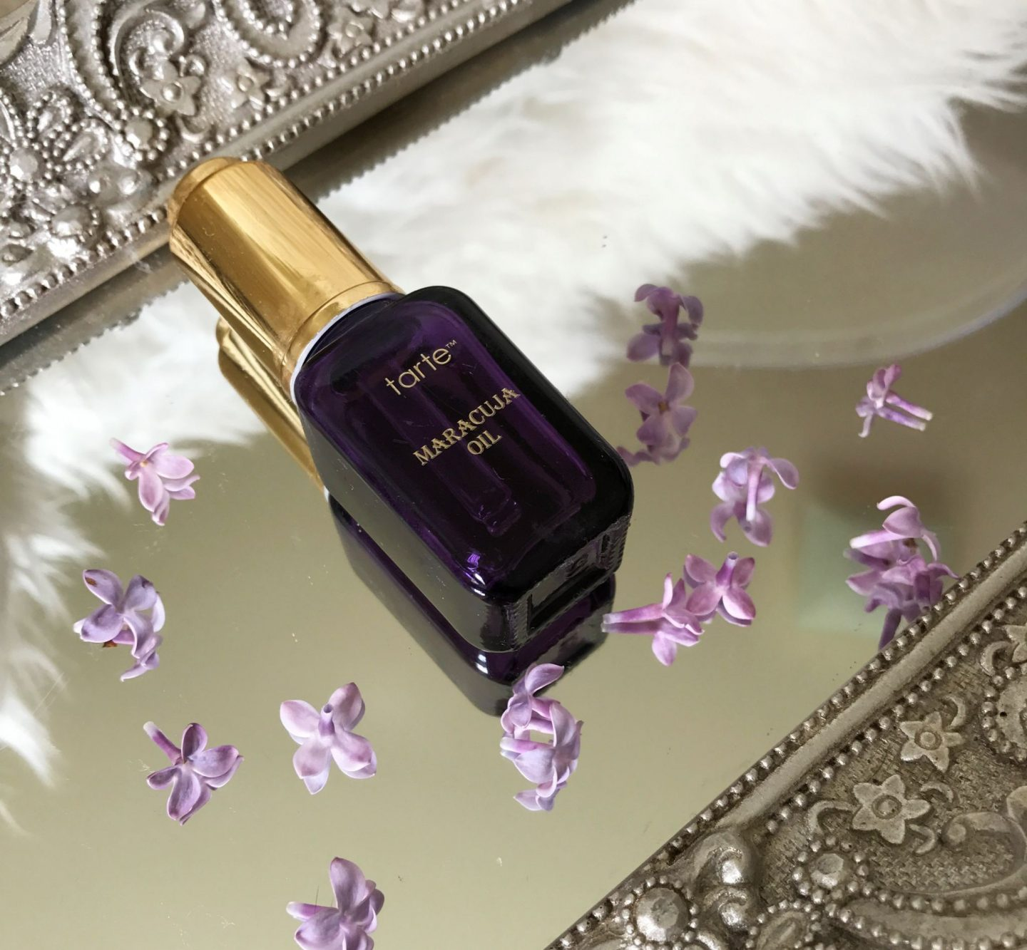 Cold Weather Beauty Tips - Tarte Maracuja Oil Review