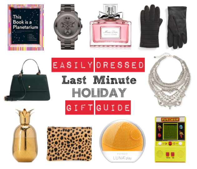 Holiday Gift Guide by EasilyDressed