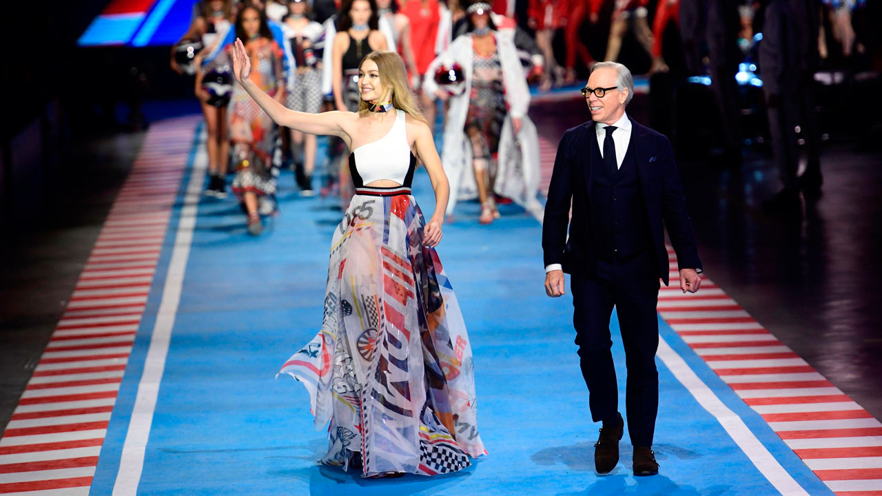 The Old New Kid on the Block: Tommy Hilfiger