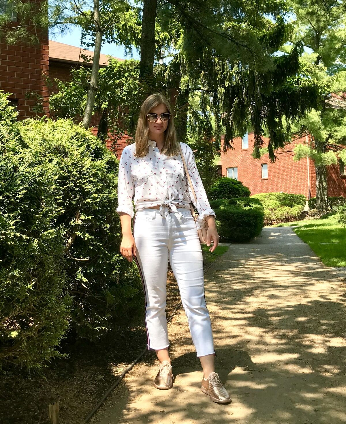 Memorial Day: Time to Wear White!