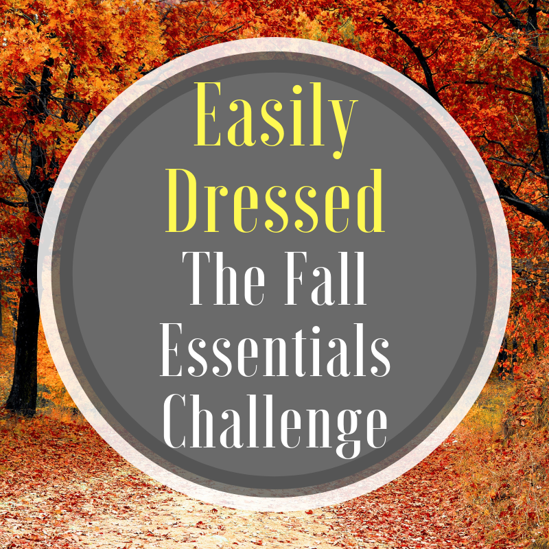 The Fall Essentials Challenge
