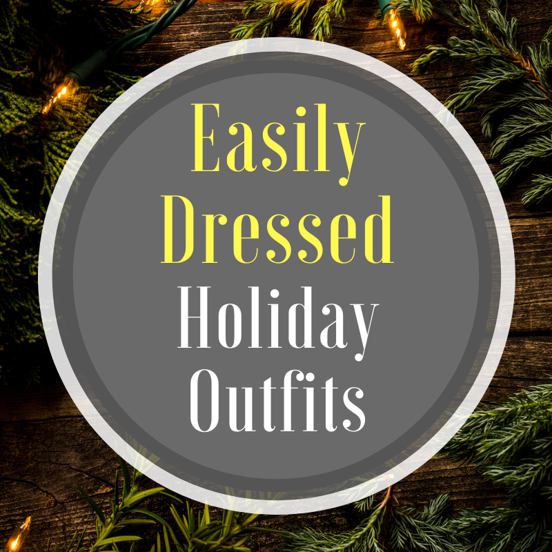 EasilyDressed Holiday Outfit Ideas Christmas Party New Year Party
