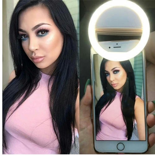 Amazon Best Sellers Ring Light for Selfies