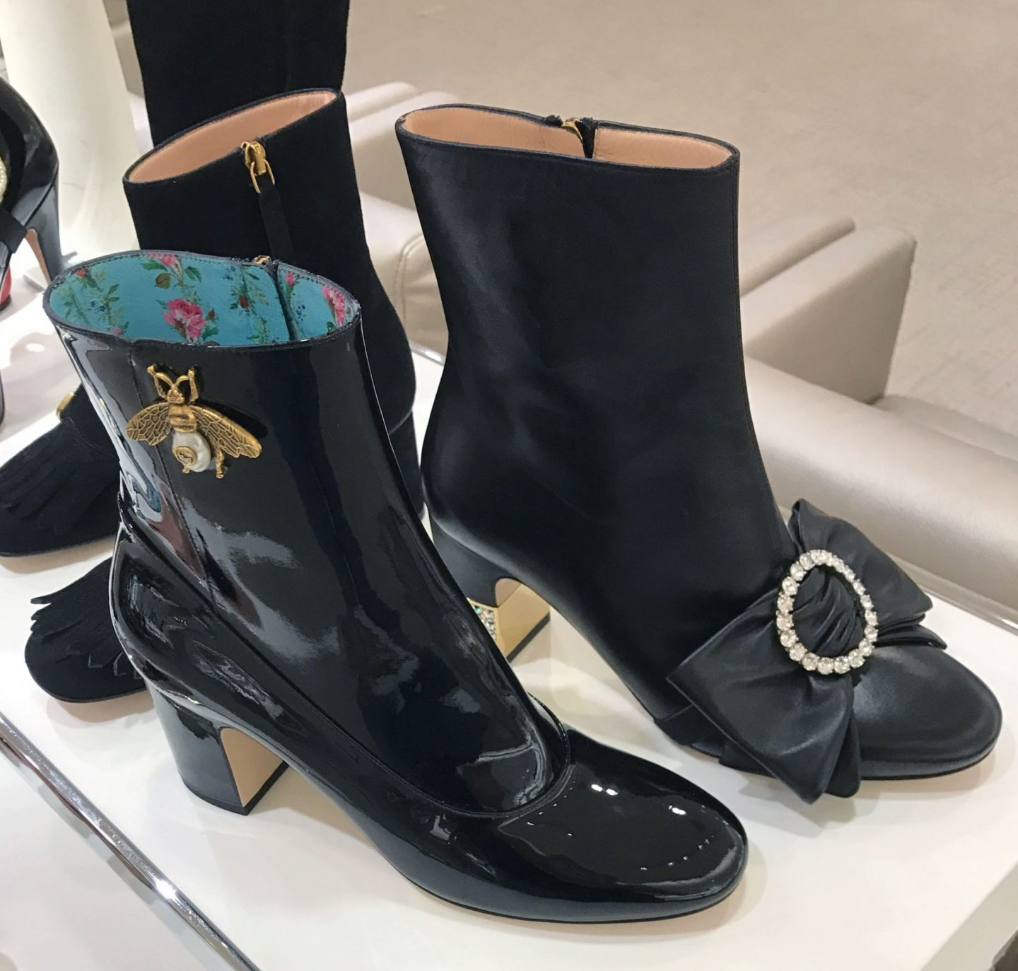 Gucci Sale New Collection Boots