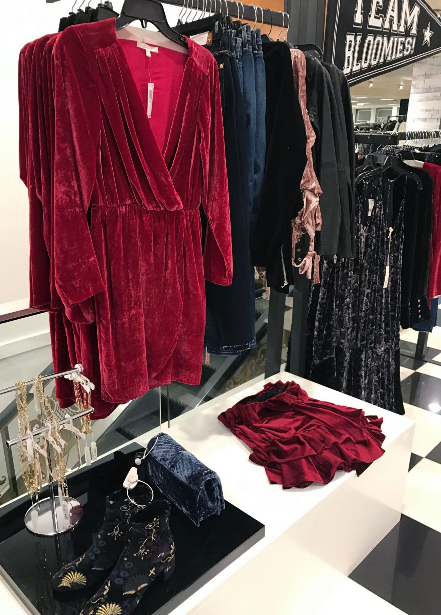The Velvet Trend for Fall 2017
