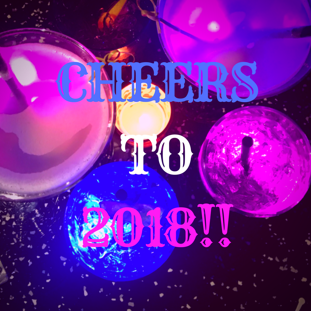 Cheers to 2018 - Best of 2017