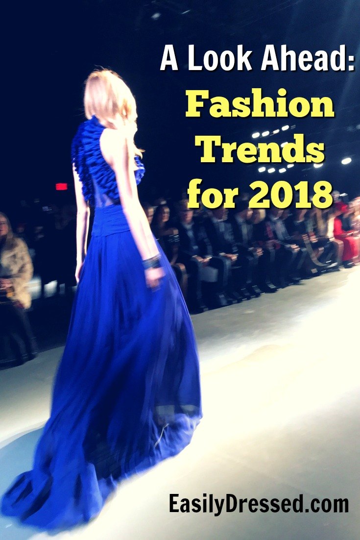 NYFW Pamella Roland FW18 Fashion Trends for 2018