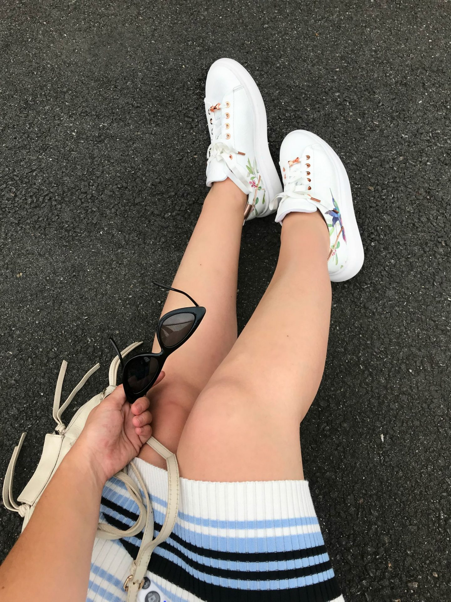 Dresses with Sneakers: Details