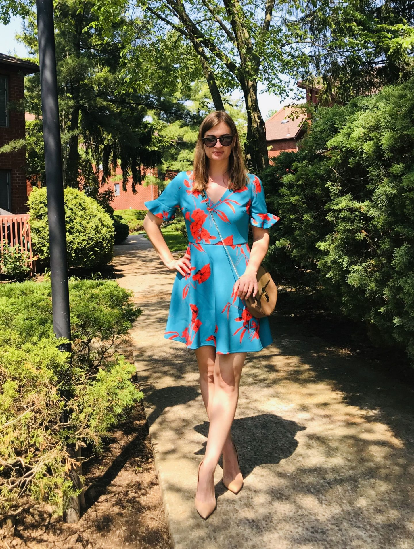 Fit & Flare Dresses: Day 1 of the EasilyDressed Challenge