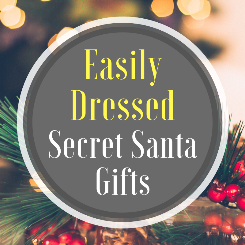 Best Secret Santa Gift Ideas 2019