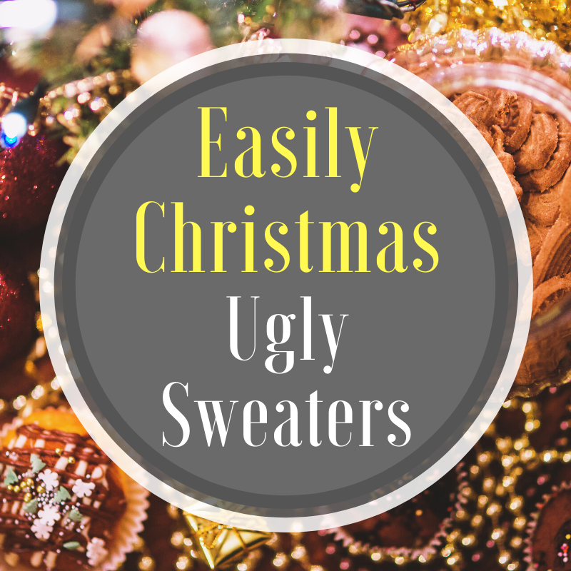 Ugly Sweaters Christmas 2019