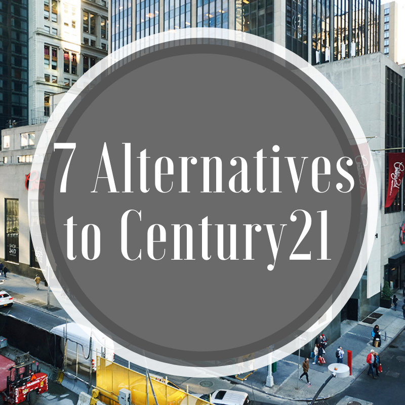 7 Alternatives to Century 21 after Filing for Bankruptcy